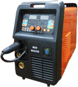 Inverter MIG Welding Machine with Ce CCC SGS