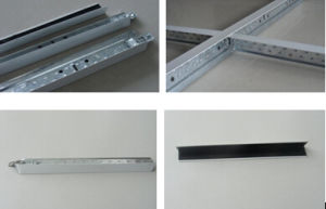 Ceiling T Grid/Suspended Ceiling T Bar/Cross Runner/Cross Tee 24*26*0.4*3000mm Size pictures & photos