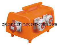 Portable Mobile Stackable Socket Enclosure (QCXY-01) pictures & photos