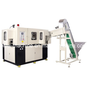 2 Cavities Pet Bottle Automatic Blowing Mould Machine with CE pictures & photos