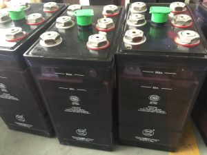 1.2V 400ah Ni-MH Battery for 12V 24V 48V 110V 125V 220V 380V Battery Green Power Only Manufacturer in China pictures & photos