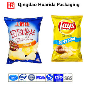 Plastic Packaging Bag for Potato Chips with Your Own Logo pictures & photos