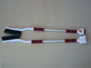 Telescopic Snow Brush with Ice Shovel pictures & photos