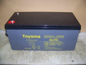 12V200ah Good Quality Gel Deep Cycel Battery VRLA pictures & photos