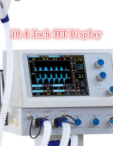 CE Marked High Quality Medical Ventilators pictures & photos