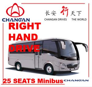 Changan Bus Microbus 25 Seats pictures & photos