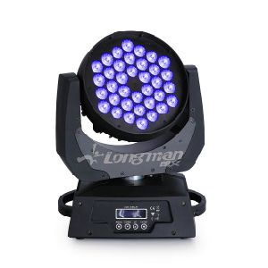 36*10W RGBW 4-in-1 LED Moving Head Light/Stage Light pictures & photos