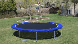 16′ Round Medalist Trampoline with out Enclourse pictures & photos