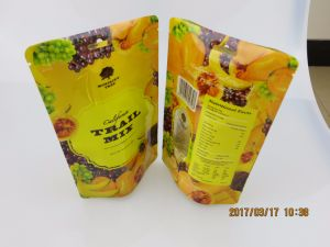 Stand-up Pouch Bag for Snack Food pictures & photos