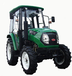 MID-Large Farm Tractor 65HP 4WD with High Quality pictures & photos