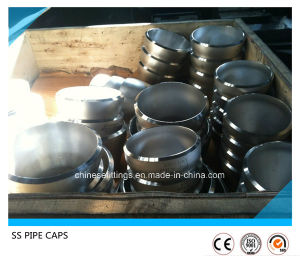 Stainless Steel Buttwelding ANSI B16.9 316ti Cap pictures & photos