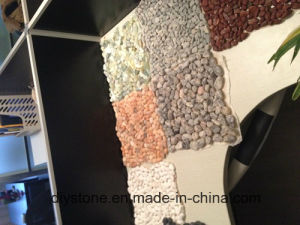 Pink Micro Decrative Tile Landscaping pictures & photos