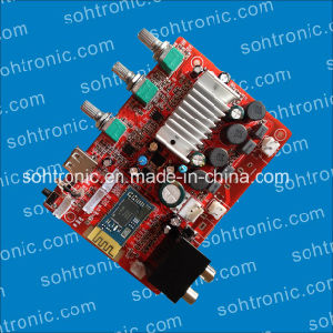 Bluetooth Active Speaker Dedicated Circuit Board Bluetooth Amplifier Module pictures & photos