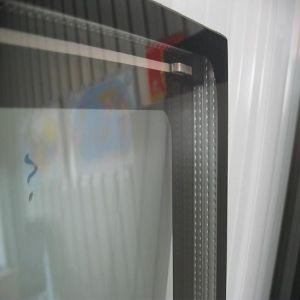 Triple Door Freezer Glass Door pictures & photos