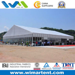 40X55m Large Glass Wall Trade Show Tent for Exhibition Fair pictures & photos