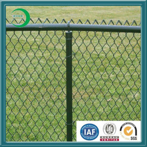 PVC Coated Chain Link Fence/Temporary Fence Panel (xy31) pictures & photos