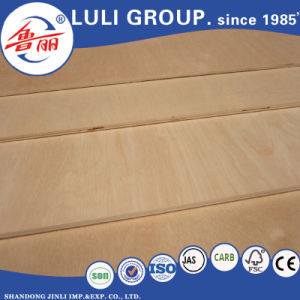 Okoume Face Poplar Core Commercial Plywood pictures & photos