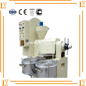 Low Temperature Oil Screw Press Machine pictures & photos