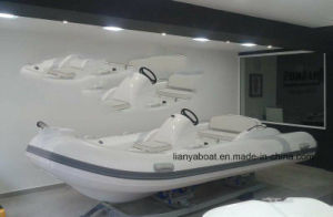 Liya 14ft Inflatable Rubber Boat Rib Boat Made in China for Sale pictures & photos