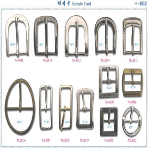 High Quality Metal Buckle for Bag/Belt pictures & photos