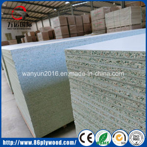 Melamine Particle Board Formaldehyde Free Particle Board MDF Board pictures & photos