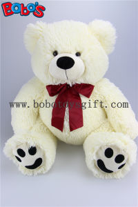 Beige Softest Plush Stuffed Teddy Bear Toy with Big Tummy as Great Gift pictures & photos