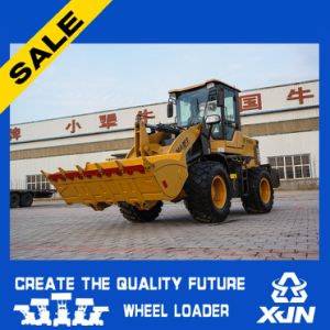 Brand New Small Wheel Loader 1.6ton/0.8m3 Wheel Loader with Yanmar Engine pictures & photos