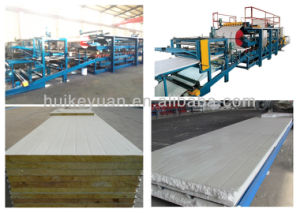 Sandwich Roll Forming Machine/ Roofing Sheet Forming Machine pictures & photos