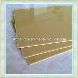 High Pressure 3240 Epoxy Glass Cloth Laminate Sheet pictures & photos