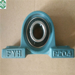 Plastic Pillow Block with Stainless Steel Bearing Ucp207-20 pictures & photos