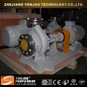 Hot Oil Circulation Pump, Thermal Oil Circulation Pump, Self-Cooling Hot Oil Centrifugal Pump, Centrifugal Oil Pump, Heating Oil Pump pictures & photos