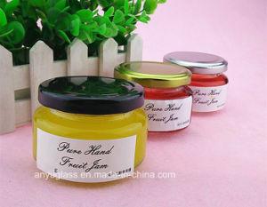 100ml Glass Jam Jar for Food, Sauce, Salad Storage Bottles pictures & photos