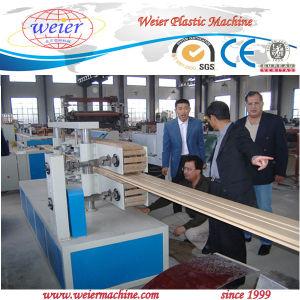 200kg. H PVC WPC Profile Extrusion Line for Door Frames pictures & photos