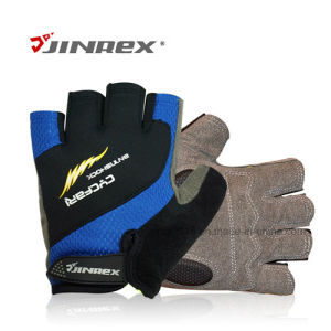 Half Finger Cycling Sports Glove pictures & photos