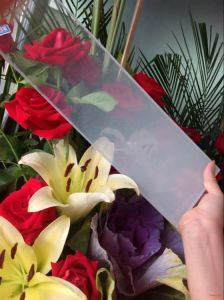 3mm-12mm Hot Selling Factory Price Decorative Acid Etched Glass with Gradient pictures & photos