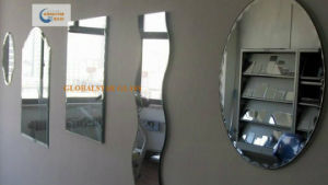 Silver Mirror, Aluminum Mirror with Different Shape pictures & photos