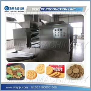 Full Automatic Making Machine for Soft Cookies pictures & photos
