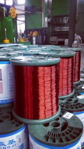 (class 155) Enamel Insulated Copper Wire /Winding Wire