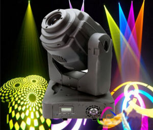 Prism Spot LED Moving Head 60W DJ Spot Lighting