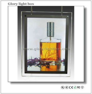 Double Side A2 Crystal Light Box pictures & photos