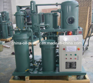 High Vacuum Lubricating Oil Purifier Machine for Hydraulic Oil, Gear Oil and Lubricating Oil pictures & photos