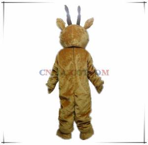 Super Soft Short Hair Velvet Deer Mascot Costume Wholesale Price pictures & photos