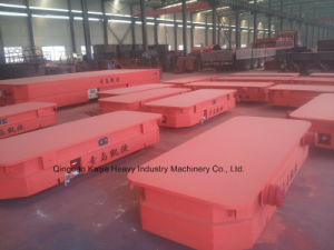 Kpx Flat Car for Sale/2-30tons Battery Flat Car Producer pictures & photos