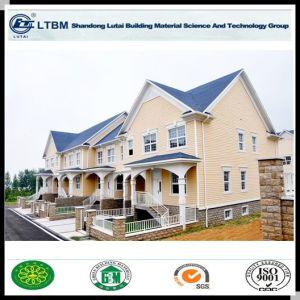 200*3000mm Villa Wood Grain Exterior Siding Panel pictures & photos
