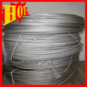 Gr 1 Gr 2 Titanium Wire in Coil for Buyers pictures & photos