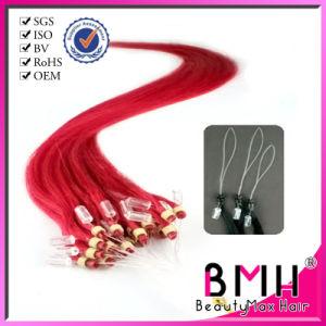 Remy Human Hair European Micro Ring Loop Hair (Yuki135)