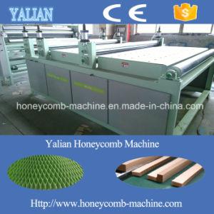 Full Automatic Standard New Core Making Paper Honeycomb Machine 2016