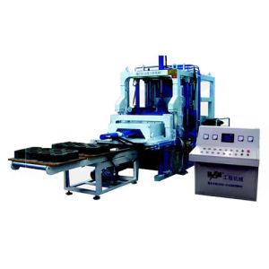 Color Brick Making Machine (QT4-20)
