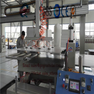 PVC Advertising Board Machine pictures & photos