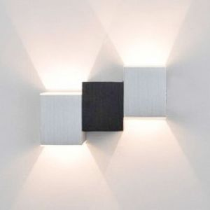 Warm White 2W Modern Wall Sconces LED Wall Light